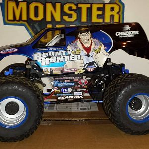 Bounty Hunter RC